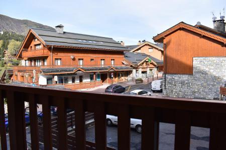 Location au ski Studio 2 personnes (12) - Résidence l'Ermitage - Méribel