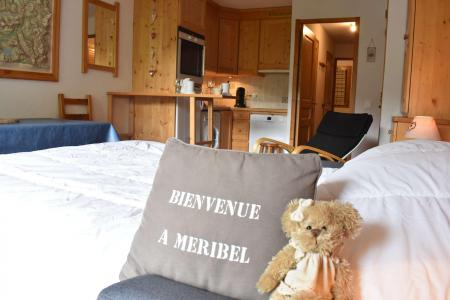 Location au ski Appartement 2 pièces 5 personnes (011) - Résidence l'Ermitage - Méribel