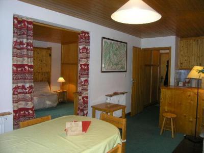 Location au ski Studio 4 personnes (13) - Résidence la Forêt - Méribel