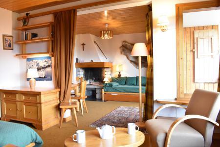 Location au ski Studio 4 personnes (19) - Résidence la Forêt - Méribel