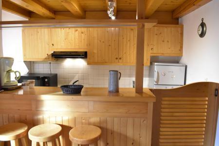 Location au ski Studio mezzanine 5 personnes (038) - Résidence la Forêt - Méribel