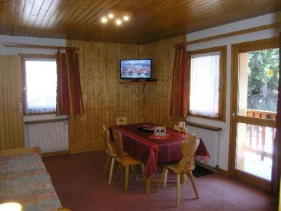 Location au ski Appartement 2 pièces 4 personnes (30) - Residence La Foret - Méribel - Chambre