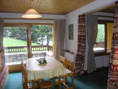 Location au ski Studio 4 personnes (13) - Résidence la Forêt - Méribel - Chambre