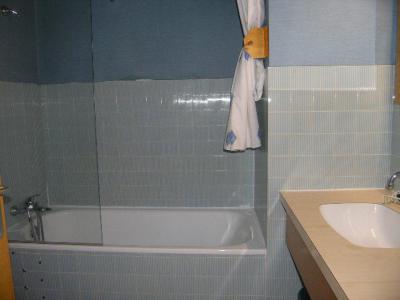 Location au ski Studio 4 personnes (13) - Résidence la Forêt - Méribel - Salle de bains