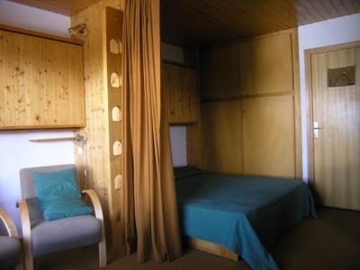 Location au ski Studio 4 personnes (19) - Résidence la Forêt - Méribel - Chambre
