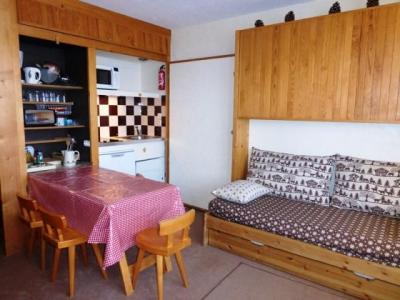 Location au ski Studio coin montagne 4 personnes (11) - Residence La Frasse - Méribel