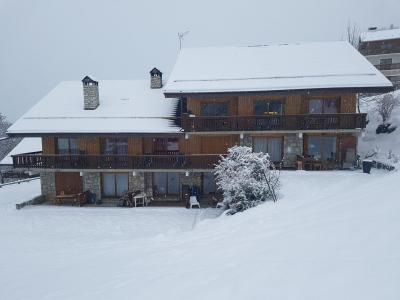 Location au ski Résidence la Genette - Méribel
