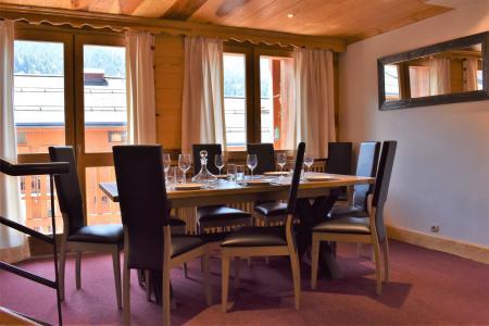 Location au ski Appartement duplex 6 pièces 10 personnes (C1) - Résidence la Tougnète - Méribel