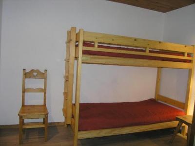 Location au ski Studio 5 personnes (A11) - Residence La Tougnete - Méribel - Chambre