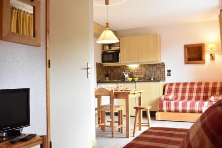 Rent in ski resort 2 room apartment 4 people (B2) - Résidence la Vizelle - Méribel - Apartment