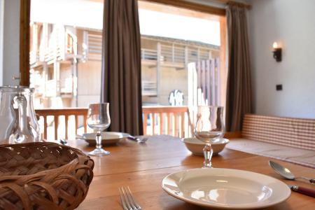 Rent in ski resort 2 room apartment 4 people (A3) - Résidence la Vizelle - Méribel