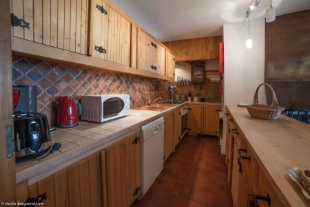 Location au ski Appartement 3 pièces mezzanine 8 personnes (22) - Résidence Lac Noir - Méribel