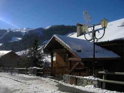 Location au ski Studio 4 personnes (17) - Résidence le Chalet de Méribel - Méribel