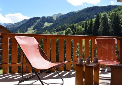 Location au ski Studio 4 personnes (20) - Résidence le Chalet de Méribel - Méribel