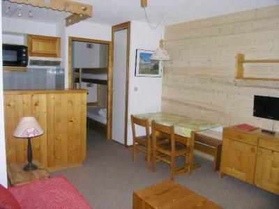 Location au ski Studio 4 personnes (20) - Résidence le Chalet de Méribel - Méribel - Coin repas