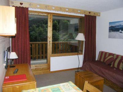Location au ski Studio 4 personnes (20) - Résidence le Chalet de Méribel - Méribel - Séjour