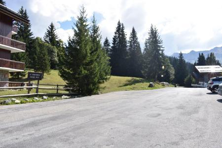 Location au ski Résidence le Chantemerle - Méribel
