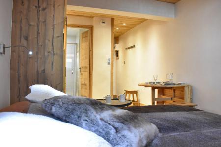 Location au ski Studio 2 personnes (6) - Résidence le Chasseforêt - Méribel