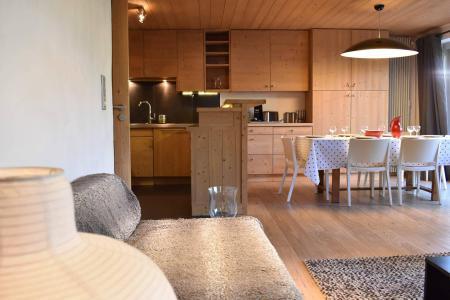 Location au ski Appartement 4 pièces 6 personnes (1) - Résidence le Chasseforêt - Méribel