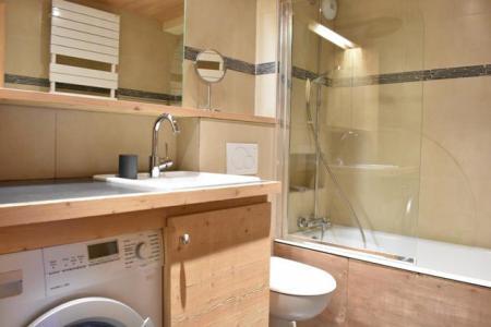Location au ski Appartement 4 pièces 6 personnes (1) - Résidence le Chasseforêt - Méribel - Salle de bains