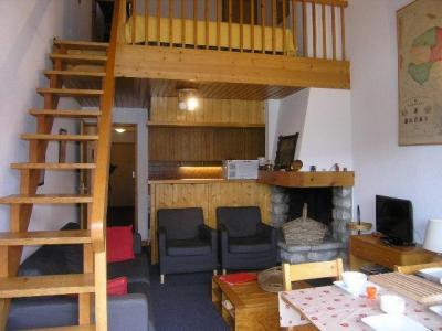 Location au ski Appartement duplex 3 pièces 6 personnes (20) - Residence Le Chasseforet - Méribel - Mezzanine