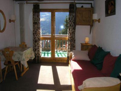 Location au ski Studio 2 personnes (I13) - Résidence le Cirsé - Méribel
