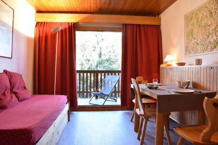 Location au ski Appartement 2 pièces 4 personnes (I5) - Résidence le Cirsé - Méribel - Séjour