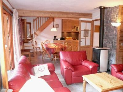 Location au ski Appartement duplex 4 pièces 8 personnes (10 R) - Résidence le Cristal - Méribel