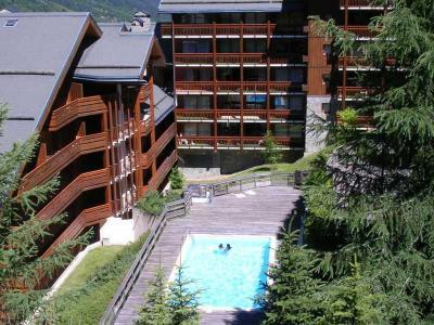 Location au ski Résidence le Cristal - Méribel