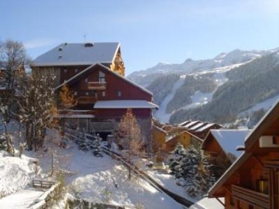 Location au ski Appartement 2 pièces 4 personnes (44) - Résidence le Cristal - Méribel