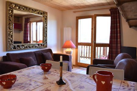 Location au ski Appartement 2 pièces 4 personnes (K16) - Résidence le Daphné - Méribel