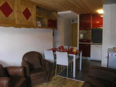 Location au ski Appartement 2 pièces 4 personnes (K16) - Residence Le Daphne - Méribel - Chambre