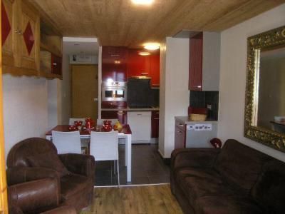 Location au ski Appartement 2 pièces 4 personnes (K16) - Residence Le Daphne - Méribel - Séjour