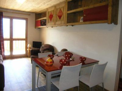 Location au ski Appartement 2 pièces 4 personnes (K16) - Résidence le Daphné - Méribel - Séjour