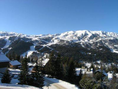 Location au ski Appartement 2 pièces 4 personnes (K16) - Residence Le Daphne - Méribel - Extérieur hiver