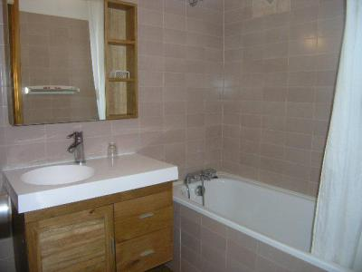 Location au ski Appartement 2 pièces 4 personnes (9) - Résidence le Genèvrier - Méribel - Salle de bains