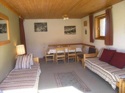 Location au ski Appartement 2 pièces 4 personnes (9) - Résidence le Genèvrier - Méribel - Séjour