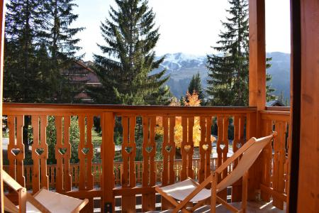 Location au ski Studio 4 personnes (108) - Résidence le Grand-Sud - Méribel