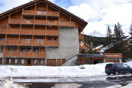 Location au ski Appartement 3 pièces cabine 6 personnes (405) - Résidence le Grand-Sud - Méribel - Plan