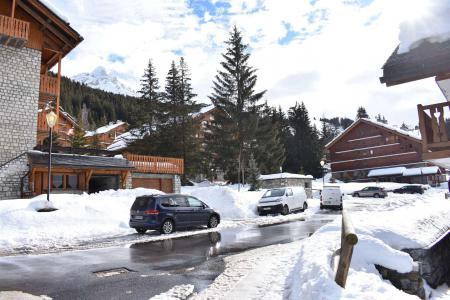 Location au ski Résidence le Grand-Sud - Méribel - Extérieur hiver