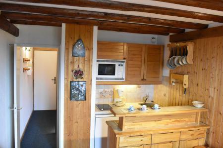 Location au ski Studio 4 personnes (113) - Résidence le Grand-Sud - Méribel - Appartement