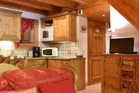 Location au ski Appartement duplex 4 pièces 8 personnes (11) - Résidence le Jardin  d'Eden - Méribel - Appartement