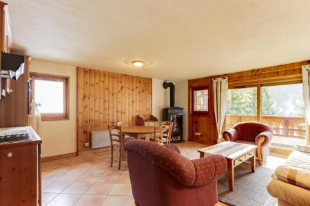 Rent in ski resort 4 room apartment 8 people (09) - Résidence le Kristor - Méribel