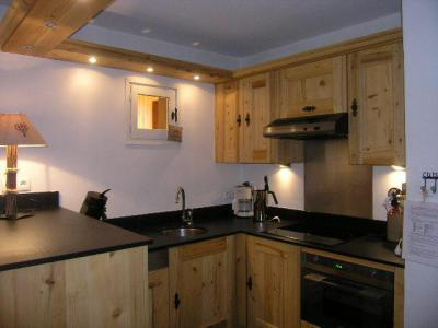 Location au ski Appartement 2 pièces 6 personnes (A2) - Residence Le Petaru - Méribel - Chambre