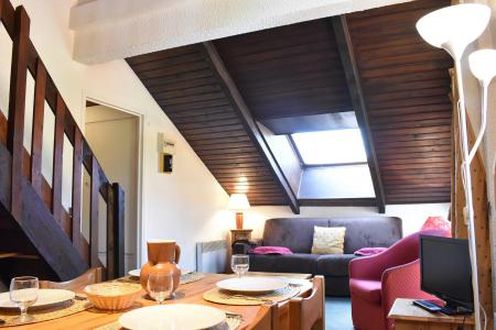 Alquiler al esquí Estudio mezzanine para 4 personas (A21) - Résidence le Pétaru - Méribel - Apartamento