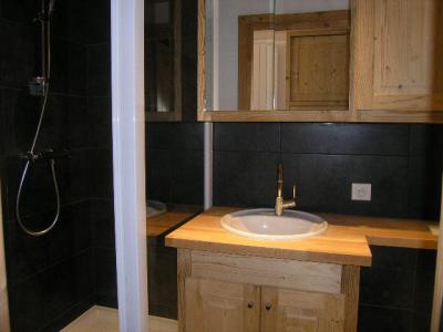 Location au ski Appartement 3 pièces cabine 4 personnes (01) - Résidence le Plan du Moulin - Méribel