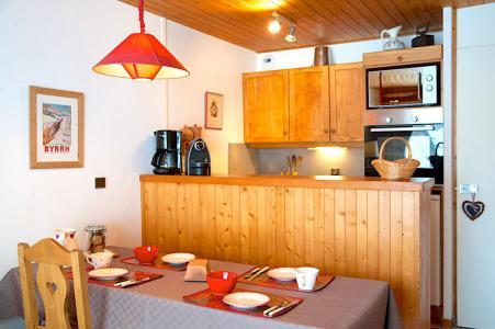 Location au ski Appartement 2 pièces 4 personnes (021) - Résidence le Plan du Moulin - Méribel - Appartement