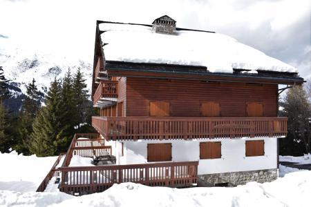 Location Méribel : Résidence le Plein Sud hiver