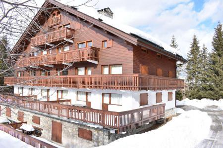 Location au ski Résidence le Plein Sud - Méribel - Extérieur hiver