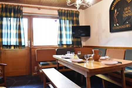 Location au ski Appartement 3 pièces 6 personnes (17) - Résidence le Plein Sud - Méribel - Appartement